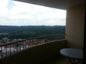 Apartamento con espectacular vista ubicado en Villa de las Fuentes