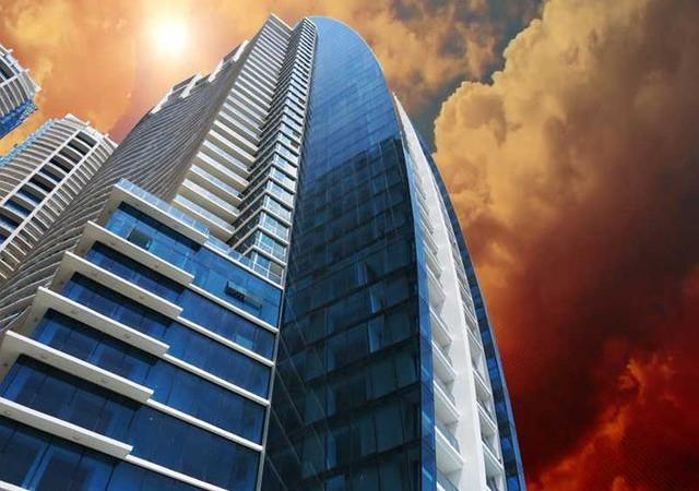 Elegante apartamento con hermosa vista frente al Oceano Pacifico ubicado en el Grand Tower en Punta Pacifica